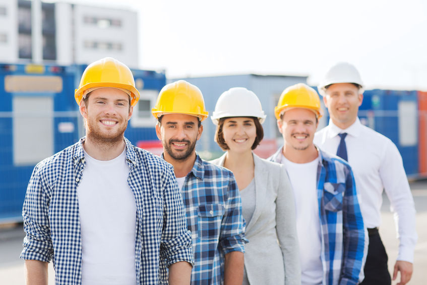 construction building contractors