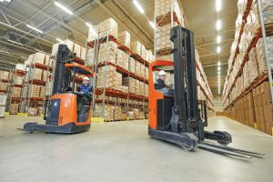 Tips And Ideas When Purchasing A Forklift
