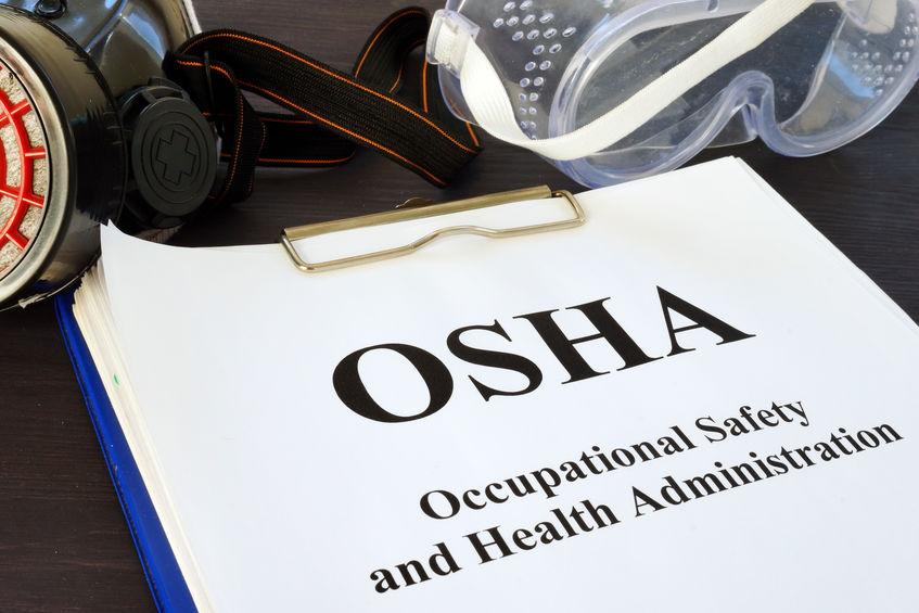 OSHA 10 certification
